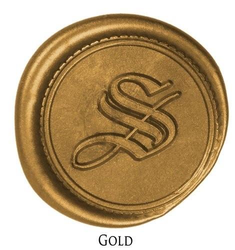 Arany színű 7mm-es – pecsétviasz rúd 10db / csomag