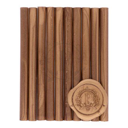Arany színű 7mm-es – pecsétviasz rúd