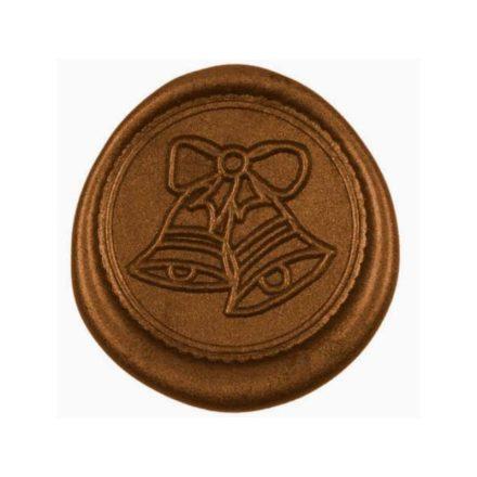 Csokibronz színű 7mm-es – pecsétviasz rúd 10db / csomag
