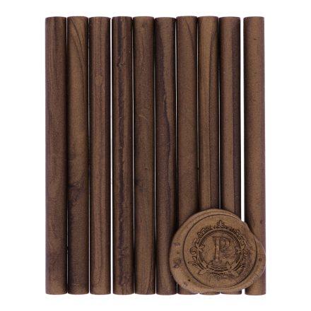 Csokibronz színű 7mm-es – pecsétviasz rúd