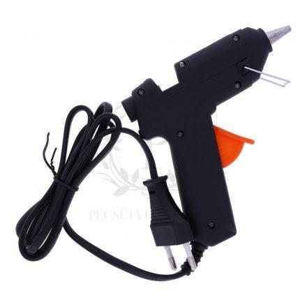 Viaszrúd olvasztó pisztoly 7mm-es pecsétviaszhoz
