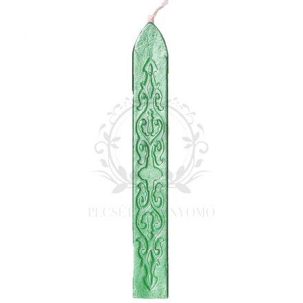 Zöld színű – Kanócos pecsétviasz /db